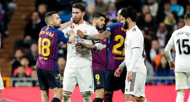 OFICIAL: El Clásico de España entre Real Madrid y Barcelona cambiará de fecha