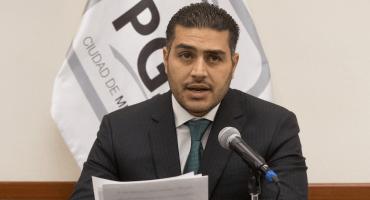 ¿Quién es Omar García Harfuch, el nuevo jefe de la Policía CDMX?