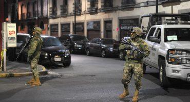 Marina madruga con operativo en Tepito: Decomisa armas y drogas, hay 31 detenidos