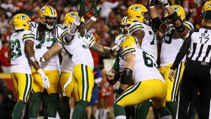 Sin Mahomes, Chiefs caen en casa ante los Packers