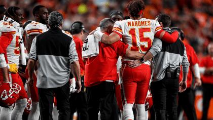 Patrick Mahomes reaparecería en el Chiefs vs Chargers en el Estadio Azteca