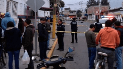 Policía pierde la vida al frustrar un asalto en San Vicente Chicoloapan Edomex