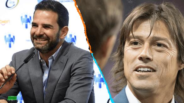 """Rayados sólo quería """"conocer"""" a Matías Almeyda... dice Davino"""