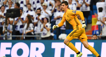 Real Madrid descartó ansiedad de Courtois y explicó su cambio en Champions
