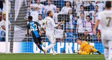 345 y contando: Real Madrid rescató el empate ante el Brugge en Champions