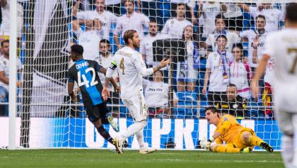 345 y contando: Real Madrid volvió a perder en la Champions League