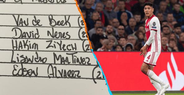 Cien por cieno oficial: Real Madrid tiene en la mira a Edson Álvarez