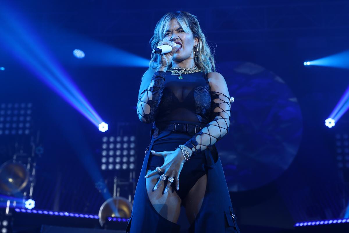 Rita Ora Amex Gold 5
