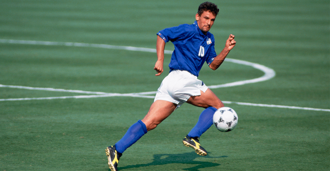 Roberto Baggio reveló que le pidió a su mamá que lo matara
