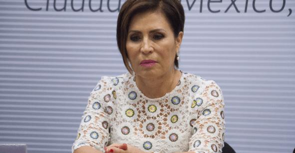 Ya que se preocupe: Niegan desbloqueo de cuentas a Rosario Robles