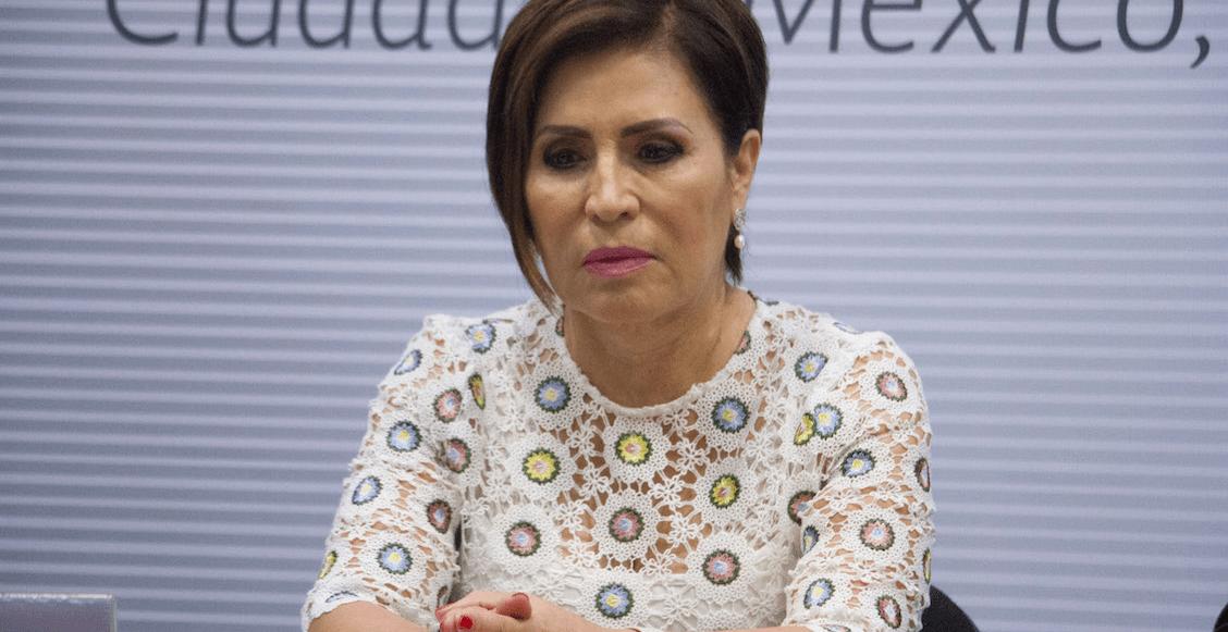 ¡Zas! Preparan otra denuncia en contra de Rosario Robles por venta de terrenos