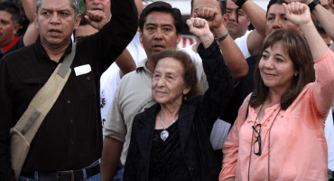 ¿Quién es Rosario Ibarra de Piedra, la ganadora de la medalla Belisario Domínguez?