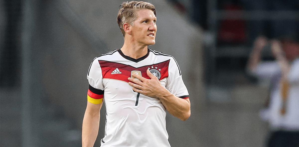 ¡Hasta siempre, 'Schweini'! Bastian Schweinsteiger anunció su retiro