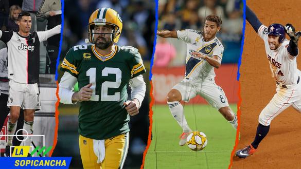Sopicancha: El mejor Aaron Rodgers, MLS 'mexicana' y los osos de la Liga MX