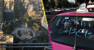 ¿Qué están pidiendo los taxistas al gobierno CDMX?