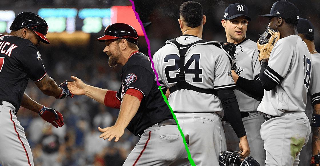 Todo lo que tienes que saber de las Series de Campeonato de la MLB