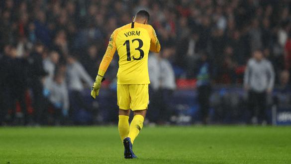 A falta de Lloris: Tottenham recontrató a Michel Vorm como su nuevo portero