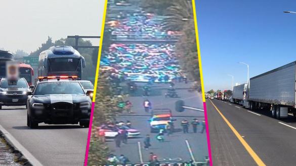Transportistas-manifestaciçon-bloqueos-cierres