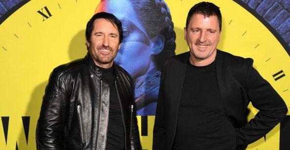 Trent Reznor y Atticus Ross lanzarán tres discos de la música que hicieron para 'Watchmen'