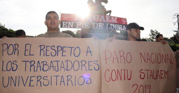 Aunque pare el país, no cederé a chantajes: AMLO a universidades