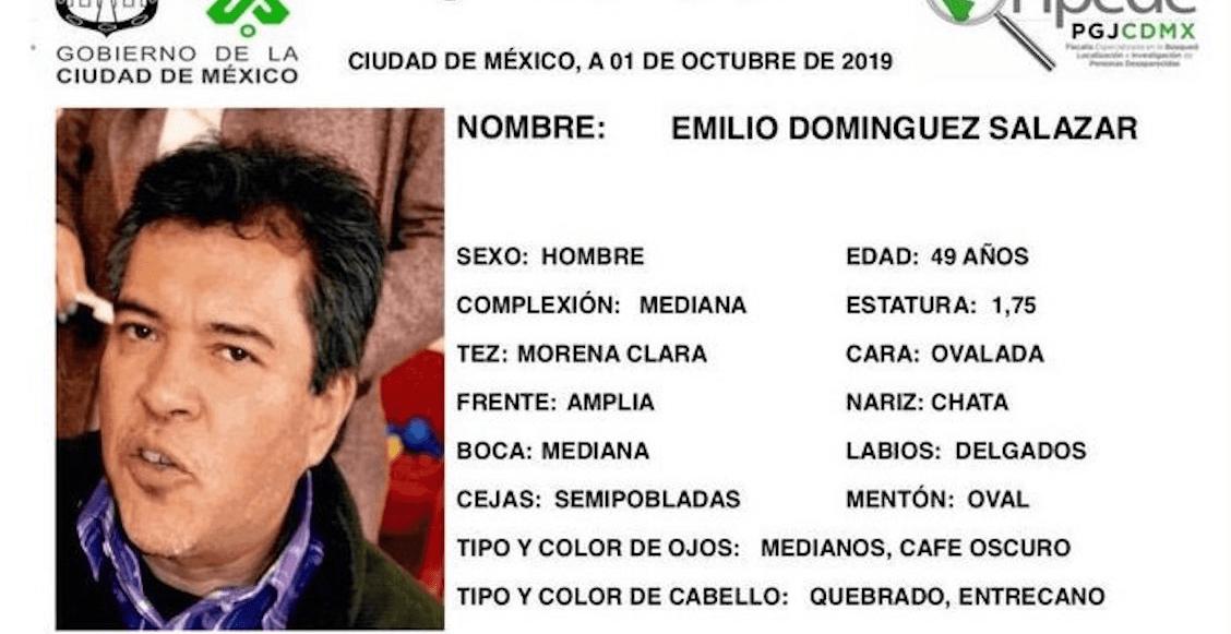 UAM confirma el fallecimiento del profesor desaparecido en Iztapalapa