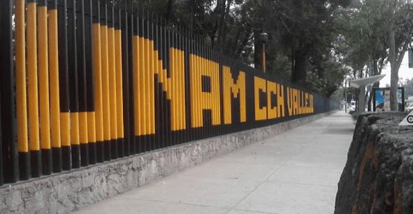 Encapuchados toman CCH Vallejo; UNAM acusa que se aprovecha confinamiento para saquear