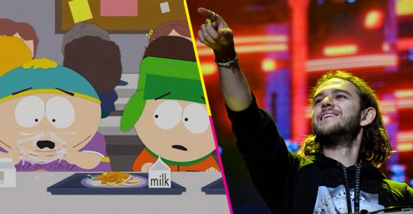 Continúa la censura en China: Vetan a Zedd por darle like a un capítulo de South Park