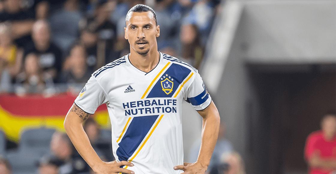 La última de Zlatan: