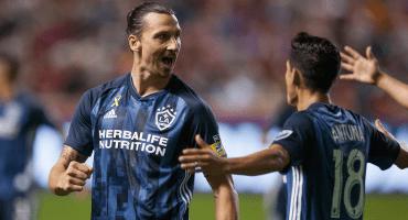 Zlatan habló de su contrato con el Galaxy y el Inter lo regresaría a Europa