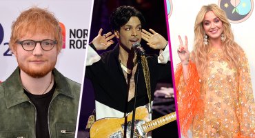 Eso sí que arde: A Prince no le gustaba para nada la música de Katy Perry y Ed Sheeran