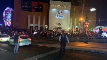 Niña muere en feria de Pachuca; se habría electrocutado en juego mecánico