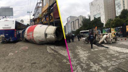 Al menos 15 lesionados por accidente en Puerta Santa Fe
