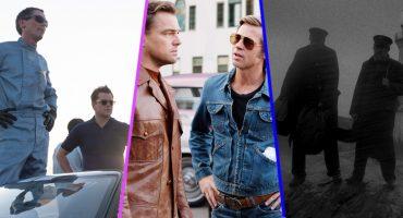 Brad Pitt y Leonardo DiCaprio irán por una nominación al Oscar... en distintas categorías