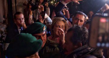 Presidencia confirma que sí usó gas lacrimógeno contra alcaldes... pero poquito