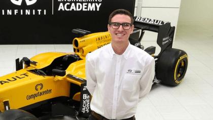 Ingeniero mexicano de 26 años trabajará en Fórmula 1 con McLaren