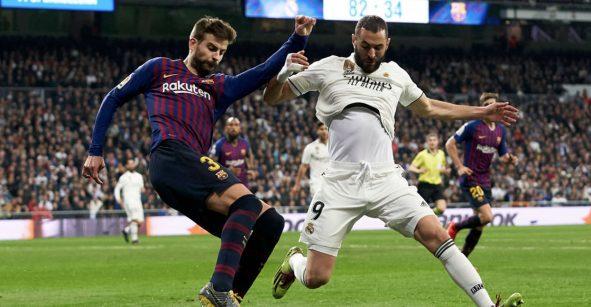 Piden llevar el Clásico Español a Argentina como 'favor' por la Copa Libertadores