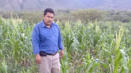 Un líder campesino desapareció hace 15 días y las autoridades se niegan a buscarlo