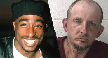 ¿Está vivo? Arrestan con metanfetamina a un hombre llamado Tupac Shakur