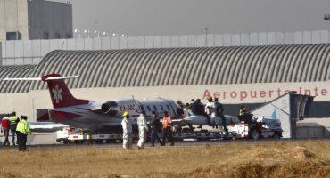 ¡Sustote! Se registra intento de asalto en el aeropuerto de Toluca