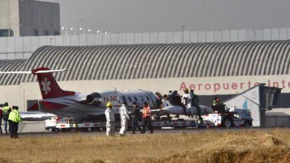 ¡Sustote en plena madrugada! Se registra intento de asalto en el aeropuerto de Toluca