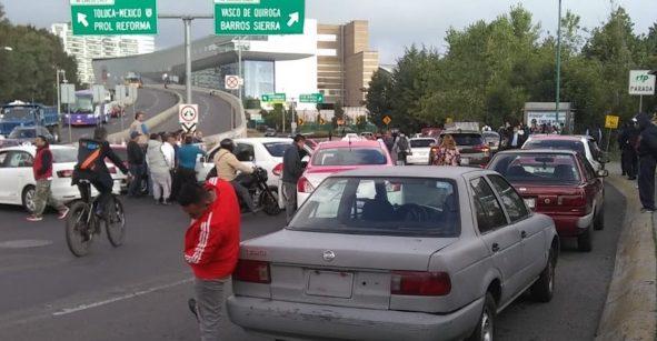 Denuncian asaltos durante el tráfico de la marcha en Santa Fe