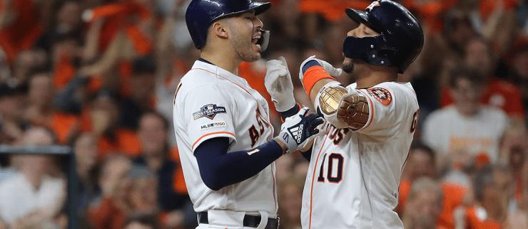 Bye, Yankees!! Astros arma la Serie Mundial contra Nationals