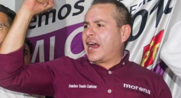 Atacan al presidente municipal de Valle de Chalco, Francisco Tenorio