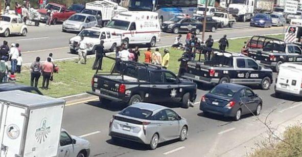 Ataque a cortejo fúnebre en San Miguel de Allende deja dos muertos