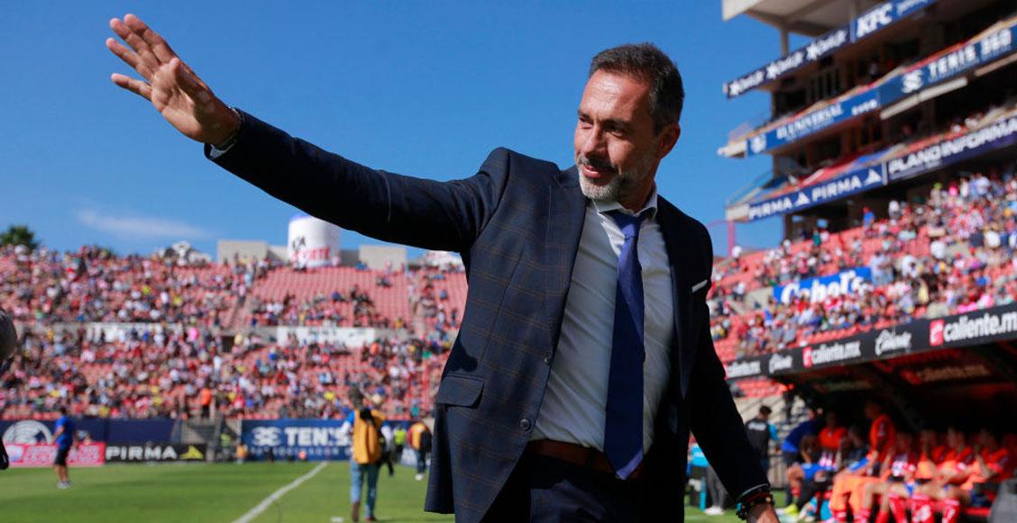 Se 'aburrieron' de él: Gustavo Matosas ha dejado de ser DT del Atlético San Luis