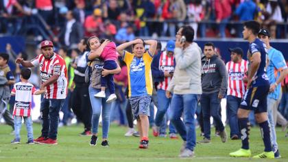 El Alfonso Lastras de San Luis podría ser vetado para el juego contra América
