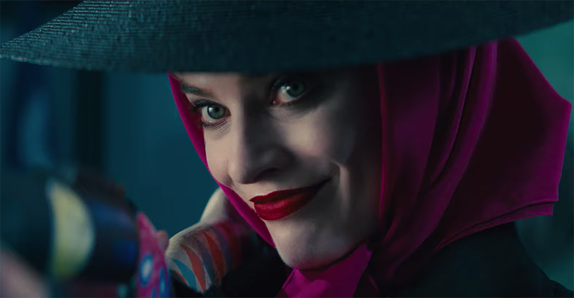 Harley Freakin' Quinn! Acá está el primer tráiler de 'Birds of Prey' con Margot Robbie