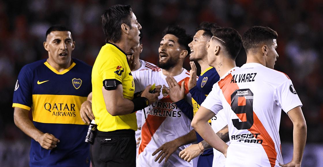 La Vuelta del Boca-River en la Libertadores podría posponerse una semana