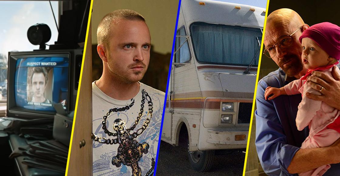 5 capítulos de 'Breaking Bad' que te prepararán para ver 'El Camino'