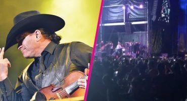 Caballo Dorado armó el payaso de rodeo más grande de México en Coordenada 2019